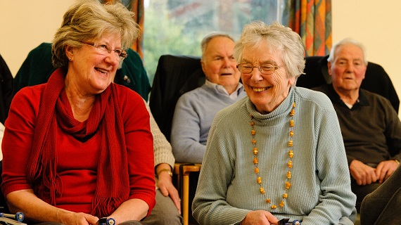 A choir in every care home